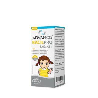 Advancis Bacilpro Infantil 8ml é um suplemento alimentar com uma cuidadosa seleção de estirpes de microorganismos, que atuam de forma sinérgica. Estas estirpes são especialmente indicadas para manter o equilíbrio intestinal.