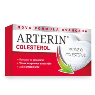 rterin Colesterol 30 Comprimidos é um suplemento alimentar eficaz e bem tolerado, baseado em extratos naturais que ajudam a diminuir e/ou manter o colesterol
