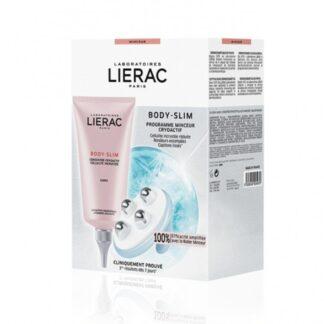 Lierac Body Slim Programa Crioativo Celulite 150 ml + Massajador, o programa adelgaçante que reproduz os efeitos da criolipólise