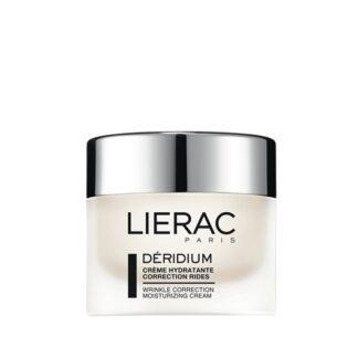 Lierac Déridium Creme Hidratante Rugas 50ml, o cuidado preenchedro antirrugas, mascas instaladas do rosto.