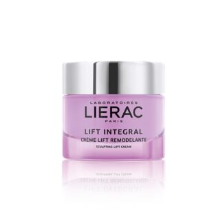 "Lierac Lift Integral Creme Tensor Tensor 50ml, antienvelhecimento lifting. O efeito ""lift-injection"" das peles normais e secas."