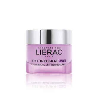 "Lierac Lift Integral Nutri Creme Tensor Tensor 50ml, antienvelhecimento lifting. O efeito ""lift-injection"" das peles muito secas."