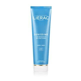 Lierac Sunissime Leite Reparador 150ml, a 1ª gama pós-solar* que repara a pele do fotoenvelhecimento aportando uma SUAVIDADE intensa.
