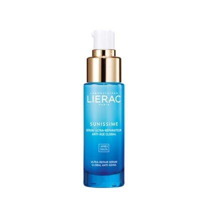 Lierac Sunissime Sérum Anti-Age Global 30ml, a 1ª gama pós-solar* que repara a pele do fotoenvelhecimento aportando uma SUAVIDADE intensa.