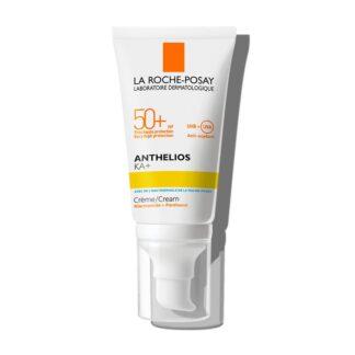La Roche Posay Anthelios KA+ SPF50+ 50ml ajuda a prevenir danos celulares induzidos pelos UV