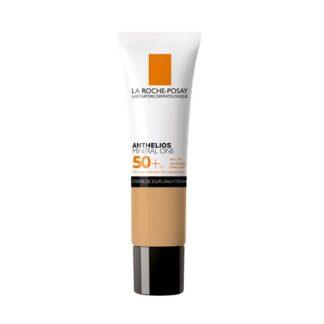 La Roche Posay Anthelios Mineral One éa primeira proteção mineral diária para pele sensível que utiliza apenas um filtro UV mineral para uma proteção de amplo espectro (UVA, UVB, IV-A e luz visível).