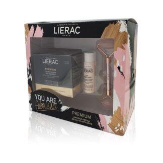 Lierac Premium Creme Voluptuso 50ml, antienvelhecimento absoluto. O Best-Seller, o antienvelhecimento de exceção e do conforto.