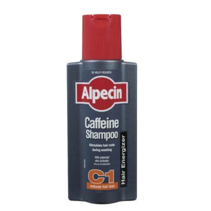 Alpecin Tónico Capilar Cafeína 200ml tónico, com cafeína, indicado na queda de cabelo prematura no homem.
