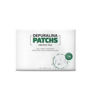 Depuralina Patchs Ventre Liso foi esecialmente desenvolvido para conseguir uma pele mais firme, melhorado a elasticidade e aparência da pele e assim ajudando a combater a celulite na zona da barriga.