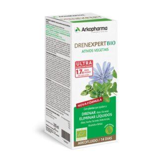 Drenexpert® Bio Ananás é um suplemento alimentar à base de extratos de plantas e Ananás.