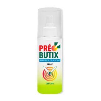 Pré Butix 30% Deet 50ml, repelente de mosquitos e carraças, com 50% de DEET (N,N-dietilmetatoluamida), para uso humano.