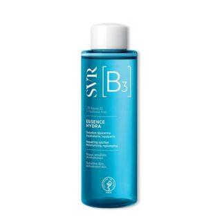 Svr B3 Essence Hydra 150ml solução hidratante e suavizante Hidrata e preenche. 2% de vitamina B3 em associação com um duo de ácidos hialurónicos para uma pele mais fortalecida