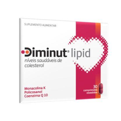 Diminut Lipid 30 Comprimidos