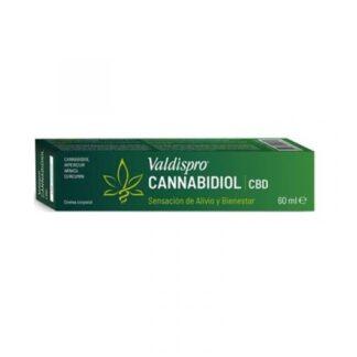 Valdispro Cannabidiol CBD Creme 60ml, é um creme reconfortante para a pele do seu corpo que proporciona uma sensação de frescura e bem-estar.