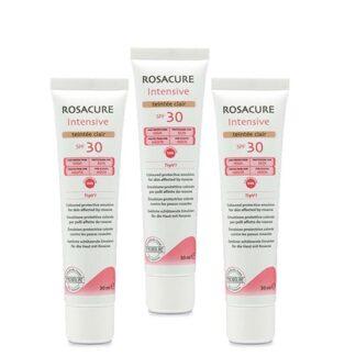 Rosacure Intensive SPF30 Teintée Clair 3x30ml