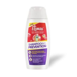 Elimax Champô Preventivo Piolhos 200ml, champô preventivo contra piolhos, hidratando e nutrindo suavemente o cabelo.