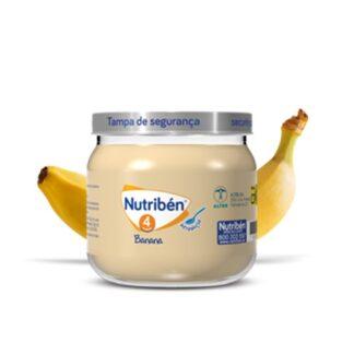 Nutribén Boião Banana 120gr