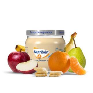Uma deliciosa combinação de várias frutas, que vai agradar ao paladar do seu bebé. Enriquecido com vitamina C.