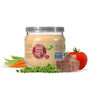 Nutribén Boião Innova Vitela Legumes da Horta 120gr