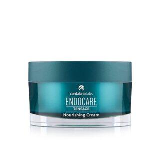 Endocare Tensor Creme Nutritivo 50ml, creme altamente nutritivo e de rápida absorção, formulado com 6% de fatores de cresci-mento SC