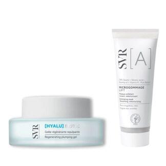 SVR Hyalubiotic Geleia Regeneradora + Masque Hydra Intensif,necessidade absoluta de hidratação