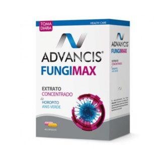 Advancis Fungimax Advancis 20 Cápsulas Rosa + 20 Cápsulas Amarelas