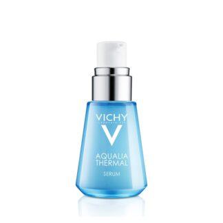 Vichy Aqualia Sérum Reidratação 30ml a primeira gama de hidratação dinâmica que estimula a circulação da água em todas as áreas do rosto.