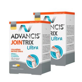 Advancis Jointrix Ultra 30 Comprimidos 30 Cápsulas - Pack 2 Caixas