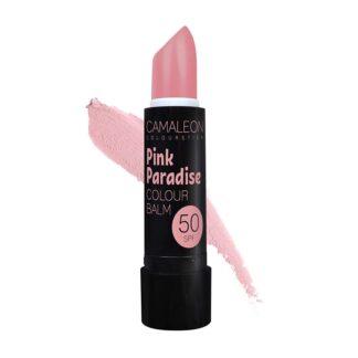 Camaleon Colourstick Bálsamo Labial Pink Paradise SPF50 4g