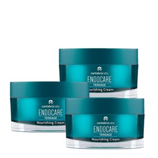 Endocare Tensor Creme Nutritivo 3x50ml - Leve3 Pague2