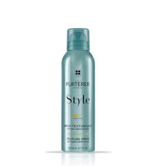 Rene Furterer Spray Texturizante 200ml, oferece volime e textura instantânea ao cabelos dando um efeito natural.