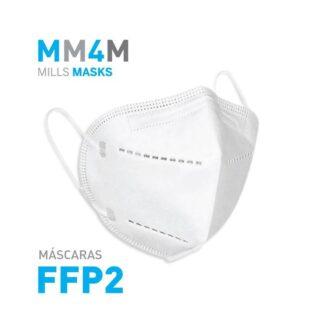 Máscaras Descartáveis FFP2 12 Unidades, de acordo com a norma EN 149 2001A1:2019 aplicável a aparelhos de proteção respiratoria filtrante