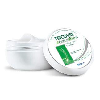 Tricovel Physiogenina Máscara Fortificante 200ml, máscara fortificante e antiqueda: para cabelos mais brilhantes e mais jovens.