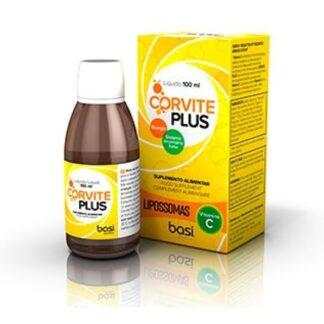 Corvite Plus 100ml suplemento alimentar indicado para a redução do cansaço.
