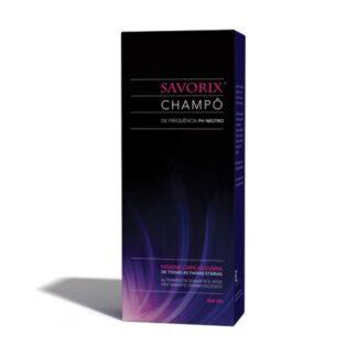 Savorix Champô 200ml, champô para uma higiene diária dos cabelos e couro cabeludo.