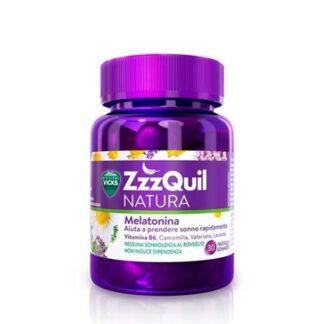 Zzzquil Natural 30 Gomas