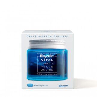 Bioscalin Vital 60 Comprimidos, o novo suplemento anti-enevelhecimento que fornece vitalidade para todas as idades.