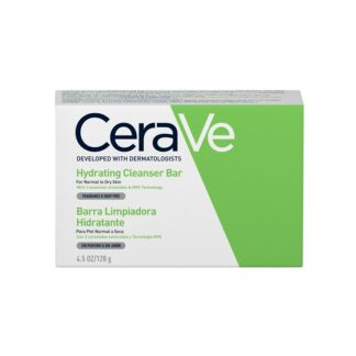 CeraVe Sabonete de Limpeza Hidratante, sabonete de Limpeza Hidratante para pele normal a seca.