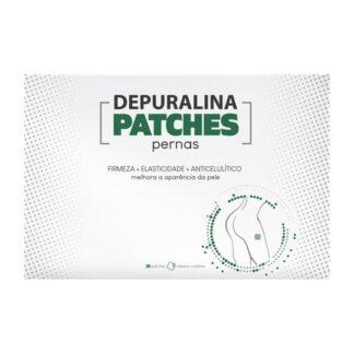 Depuralina patches pernas é um penso adesivo anticelulitico que, graças aos seus ingredientes de origem natural,