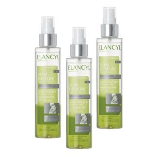 Elancyl Slim Design Óleo Adelgaçante 150ml, óleo, com cafeína, que redesenha o corpo e atenua a celulite.