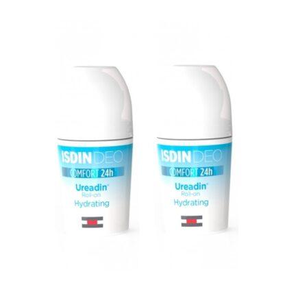 Isdin LambdaControl Roll-On Desodorizante 2x50 ml