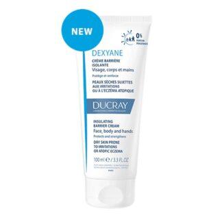 Ducray Dexyane Creme Barreira Isolante 100ml, isola e protege das irritações* e agressões de origem profissional e doméstica.