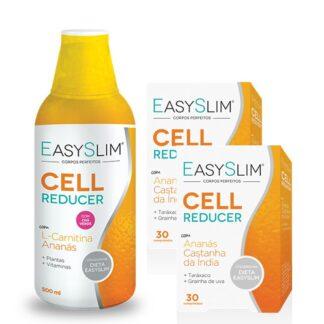 Easyslim Cell Reducer Drenante e Comprimidos