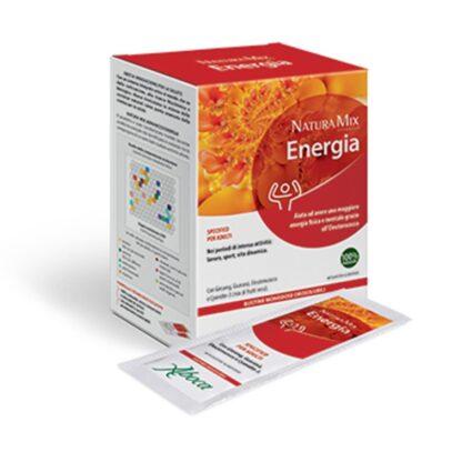 Natura Mix Advanced Energia ajuda a ter maior energia física e mental graças à Eleutherococcus