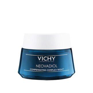 Vichy Neovadiol Complexo Reequilibrante Creme Noite 50ml, devolva a juventude à sua pele, recuperando a sua densidade,