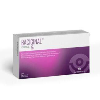 Baciginal Oral 5 - 30 Cápsulas, as alterações da flora vaginal fisiológica contribuem