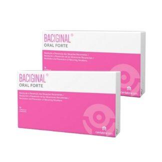 Baciginal Oral Forte 2x14 Cápsulas, a mucosa vaginal é colonizada por bactérias essenciais