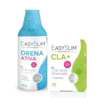 Easyslim Drena Ativa + Cla Chá Verde – Oferta 1 Gelatina Light
