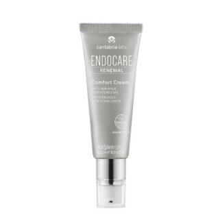 Endocare Renewal Comfort Creme 50ml, creme antienvelhecimento de conforto formulado com ativos hidratantes e apaziguantes,