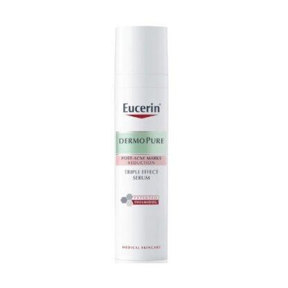 Eucerin Dermopure Sérum Triplo Efeito 40ml, sérum Triplo Efeito para peles com tendência a manchas com marcas pós-acne.